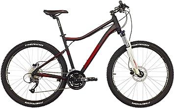 Merida Juliet 6.40 de D 26 pulgadas Mountain Bike Mujer Negro/Rojo (2016), tamaño 47, tamaño de rueda 26.00 inches: Amazon.es: Deportes y aire libre