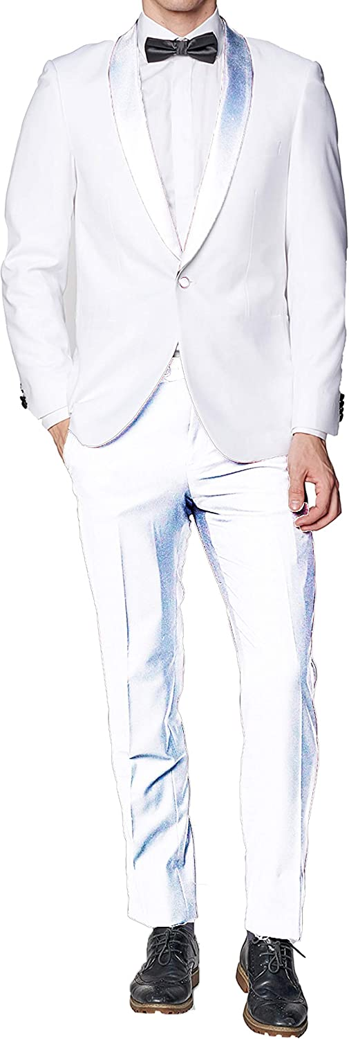New Mens Classic One Clearance SALE Limited time Button White Jacket ! Super beauty product restock quality top! Dinner with Shaw Tuxedo