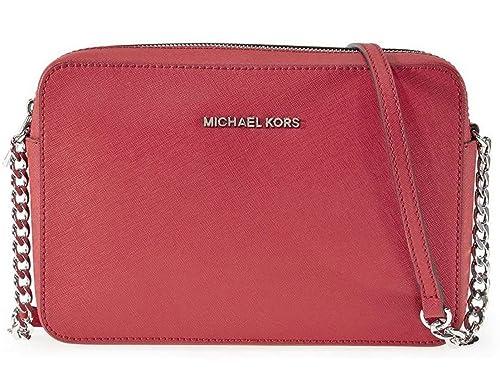 47da2ebe54d MICHAEL Michael Kors Women's Medium Jet Set Cross Body Bag
