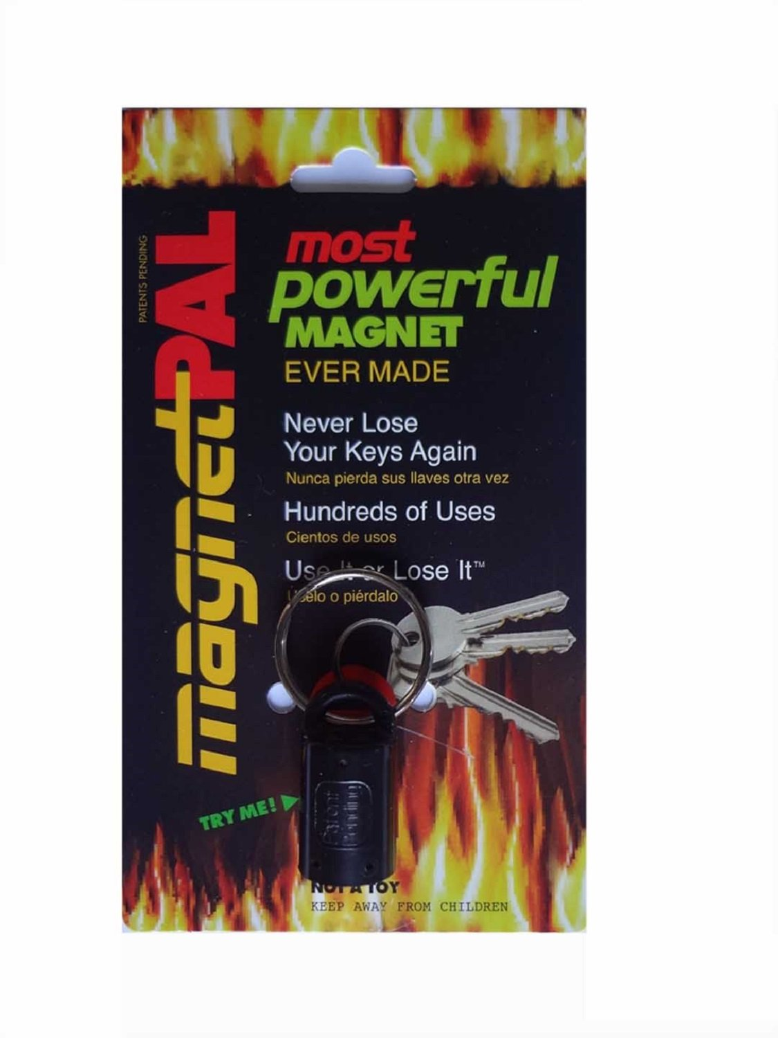 Magnet Pal MP-Black Most Powerful Magnet Ever Made