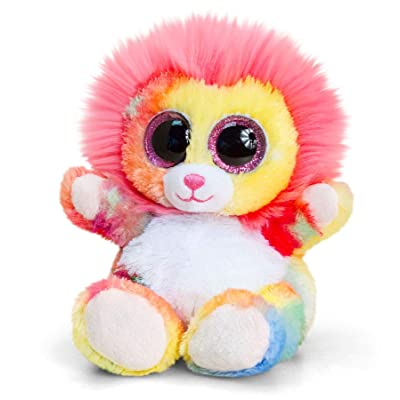 Pas Cher Keel Toys Peluche Animotsu Lion Arc En Ciel Oglas