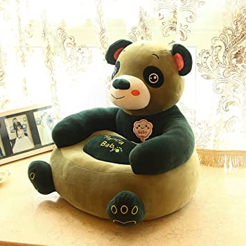 MAXYOYO Super Cute Plush Toy Bean Bag Chair Seat For Children,Cute Animal  Plush Soft