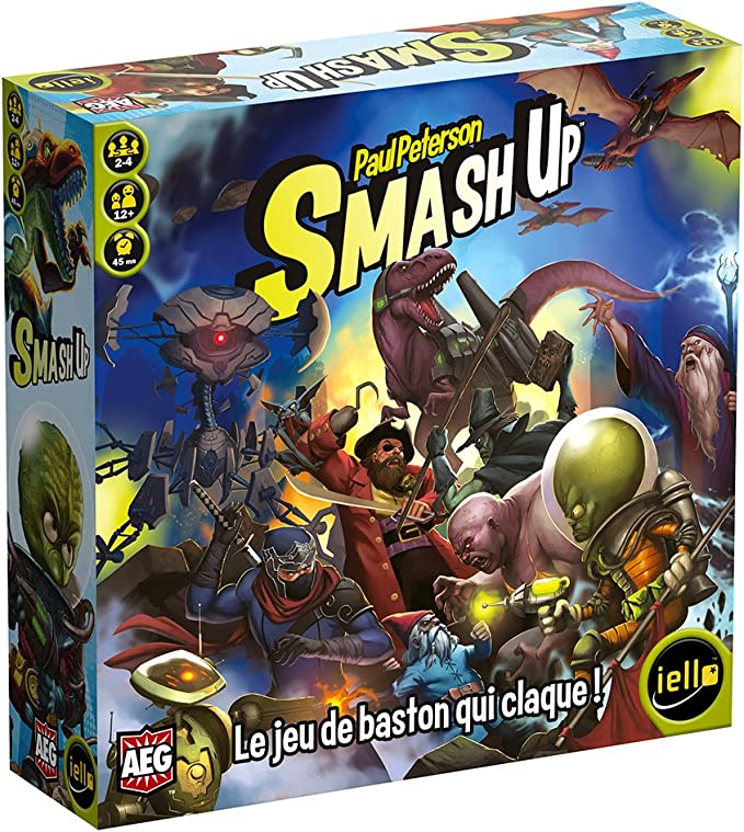 IELLO - Juego de Cartas (51083) (versión en francés): Amazon.es: Juguetes y juegos