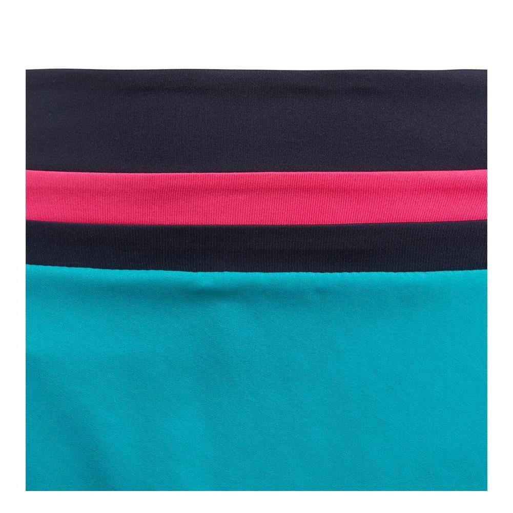 adidas Tennis Club Skirt, Hi-Res Aqua, Small by adidas (Image #2)