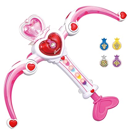 amazon com glitter heart arrow from glitter force doki doki
