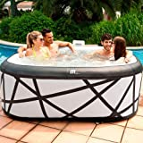 MSPA Premium Soho 132 Jet Relaxation and Hydrotherapy Spa M-029S