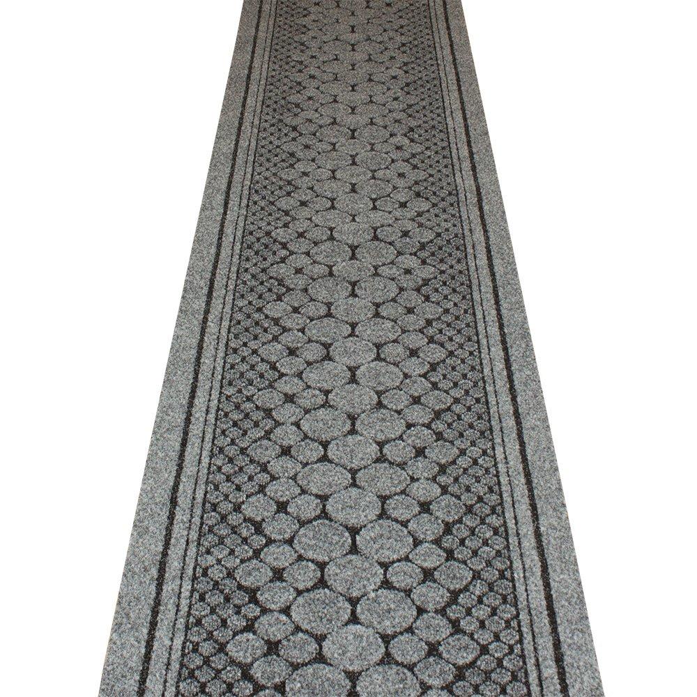 Cork Grey - Long Hall & Stair Carpet Runner Carpet Runners UK