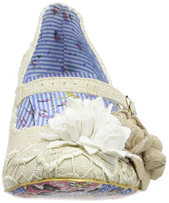 Irregular Choice Daisy DayZ, Women's Mary Janes: Amazon.co.uk: Shoes & Bags