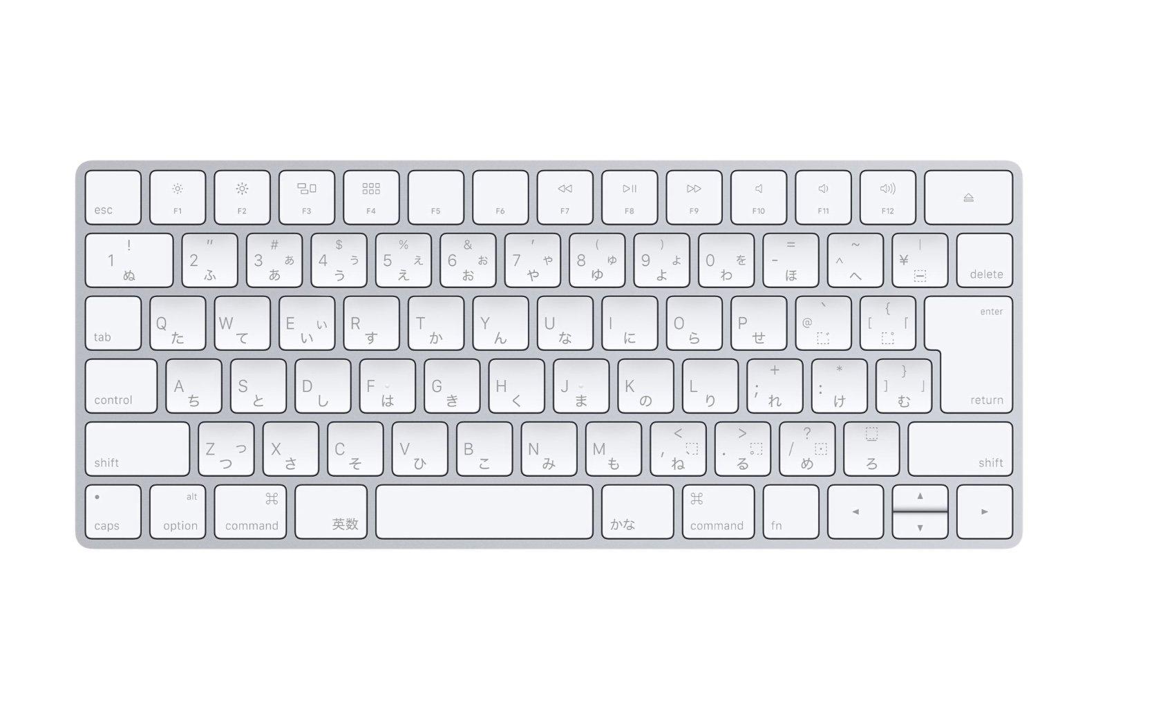 Magic Keyboard JIS