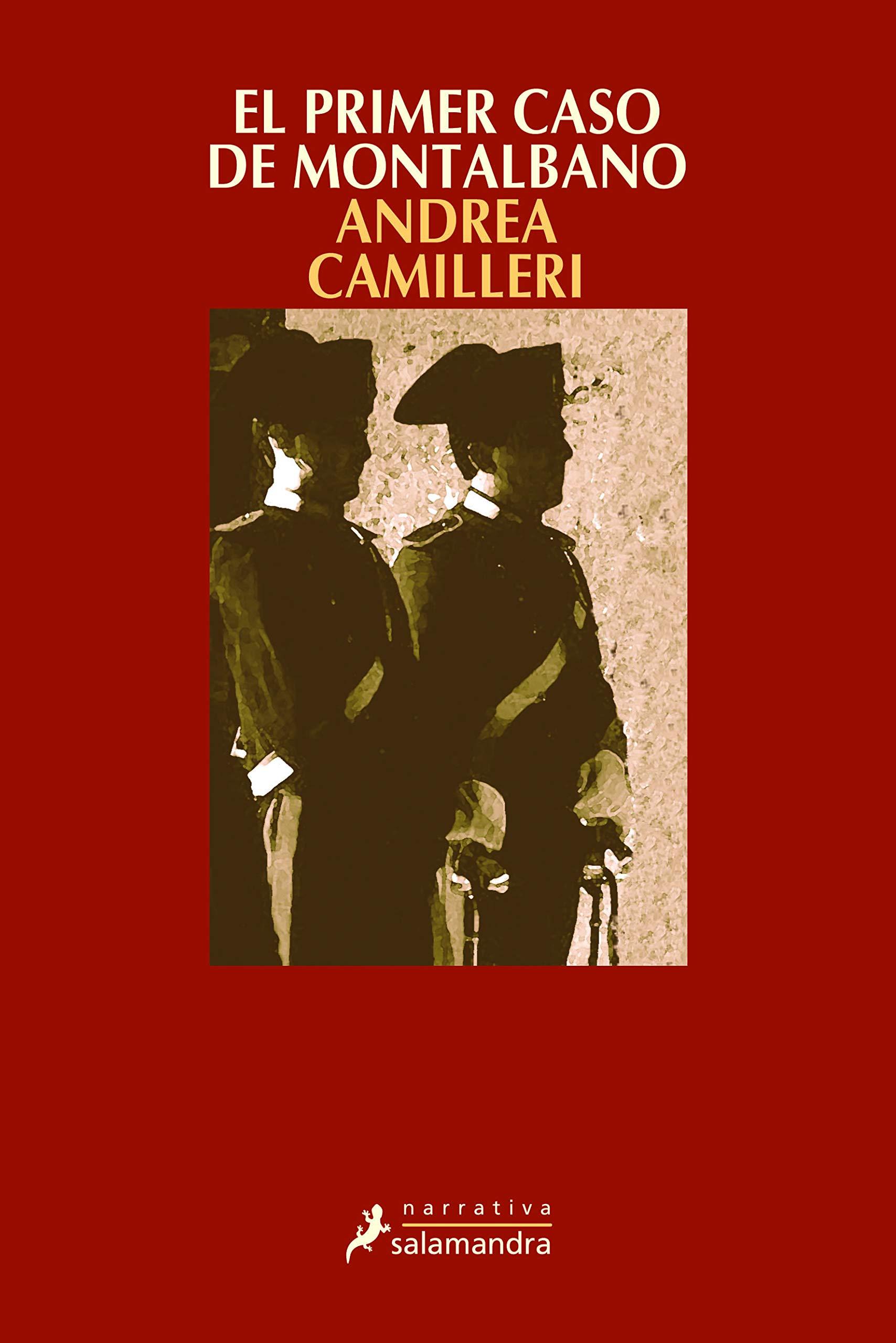 El primer caso de Montalbano: Montalbano - Libro 11 Narrativa: Amazon.es:  Andrea Camilleri: Libros