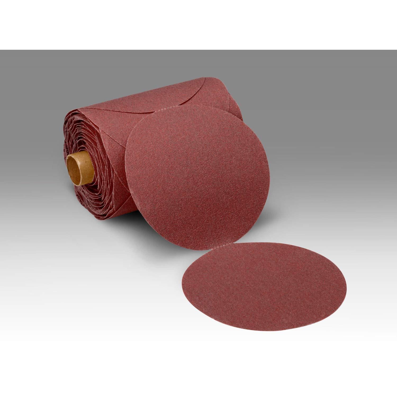 3M Stikit Paper Disc Roll 751I, 5 in x NH P100 E-weight, 100 discs per roll 71kSsXrM43L._SL1500_