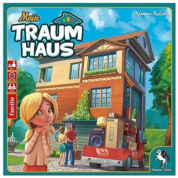 Pegasus 51220G Mein Traumhaus, Brettspiel