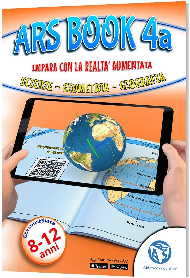 Ars Book - Libro Educativo In Realtà Aumentata (4A)