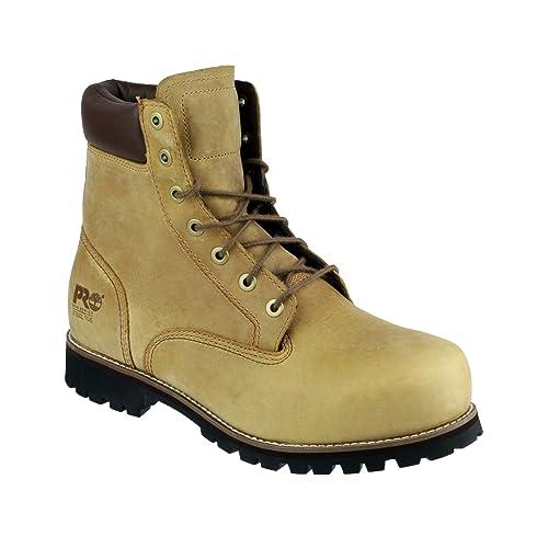 Timberland 6201084 Pro Eagle Hombres Seguridad Calzado Botas Cuero Nuevo: Amazon.es: Bricolaje y herramientas