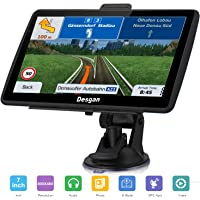 $61 Get GPS Navigation for Car, 7 Inch 8GB HD LCD Touch Screen Car GPS Navigation,Voice Navigation,…