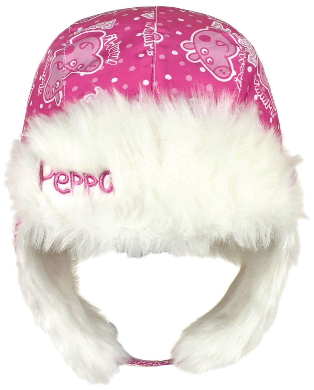 Peppa Pig 2200000391, Gorro Para Niñas, color Rosa, talla 54 Cerdá