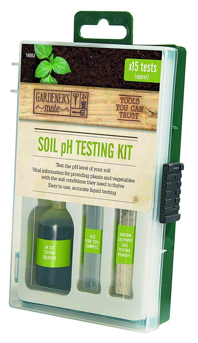 Gardman Soil pH Testing Kit 16063