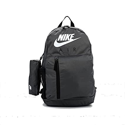 ce6e747a1 Mochila Nike - Elemental Graphic gris/negro/blanco: Amazon.es: Equipaje