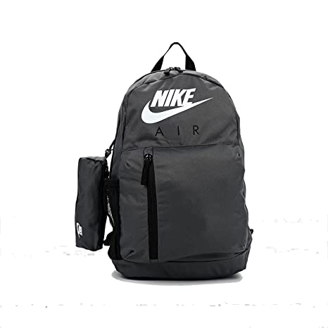 Mochila Nike - Elemental Graphic gris/negro/blanco: Amazon ...