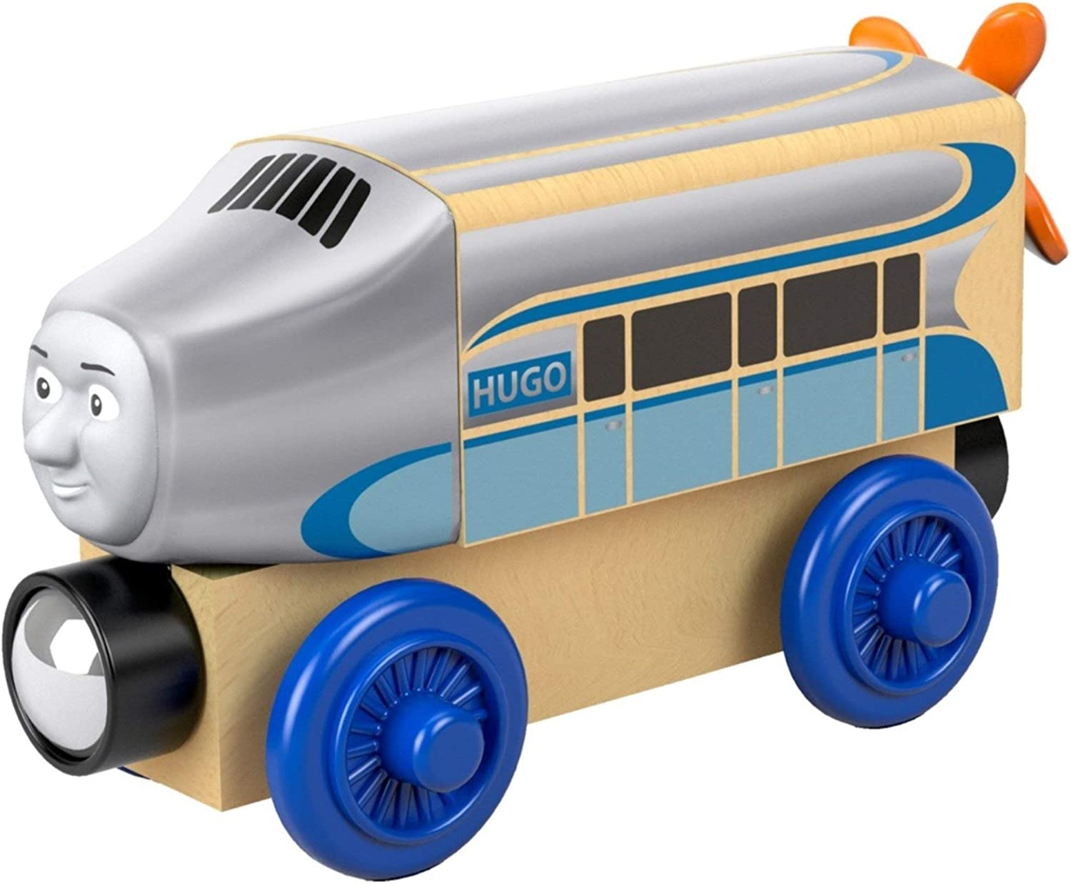 Hugo FHM37 NEW Fisher-Price Thomas /& Friends Wooden Engine