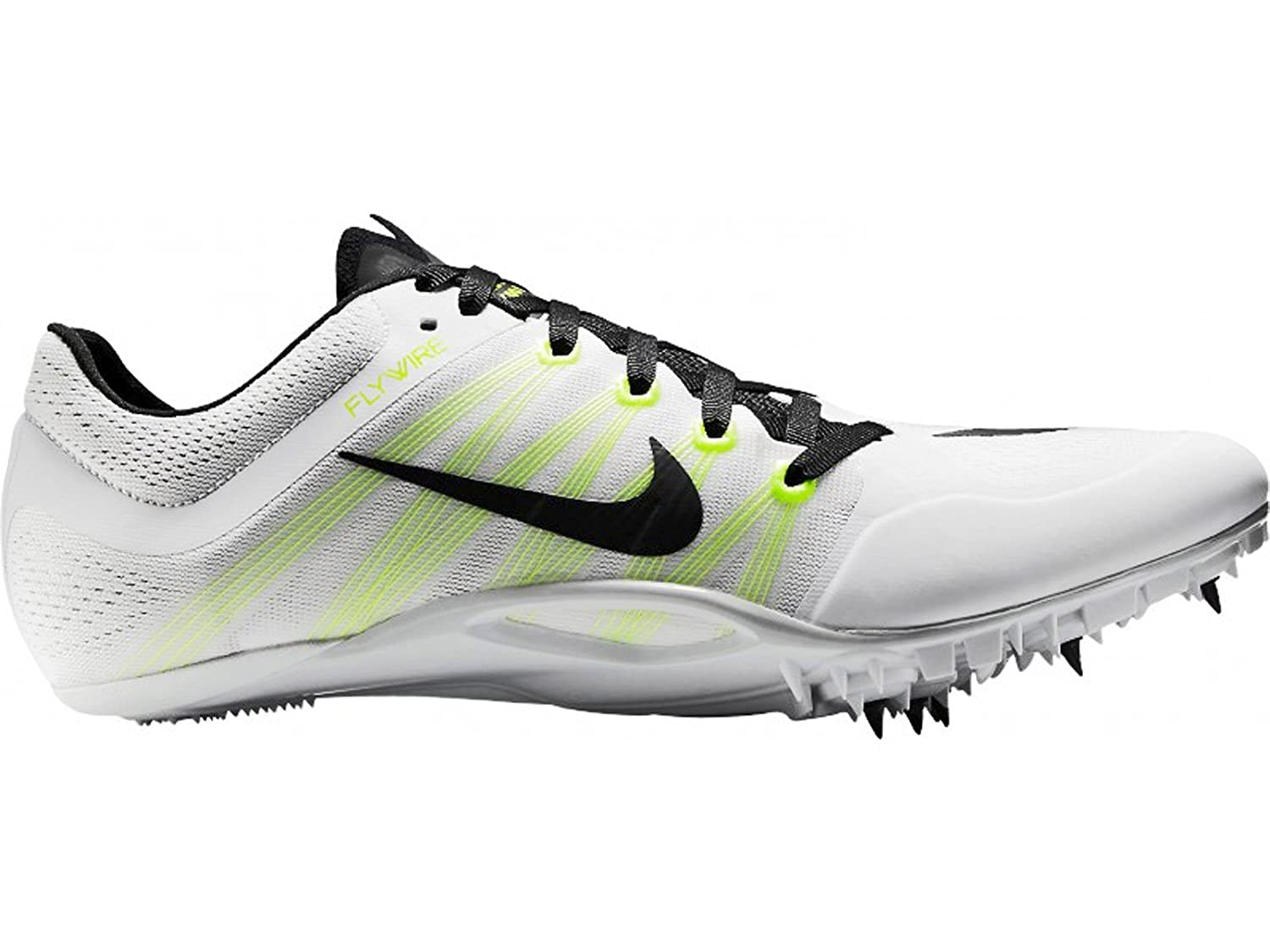 save off 68bc5 3842f Amazon.com  Nike Zoom JA Fly 2 Running Spikes  Track  Field  Cross  Country