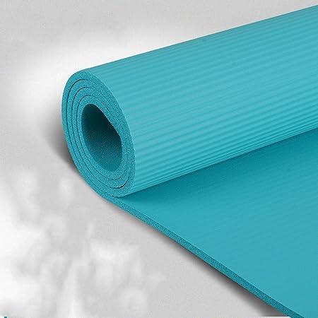 QI-shanping Colchoneta de yoga - Estera de yoga mejorada ...