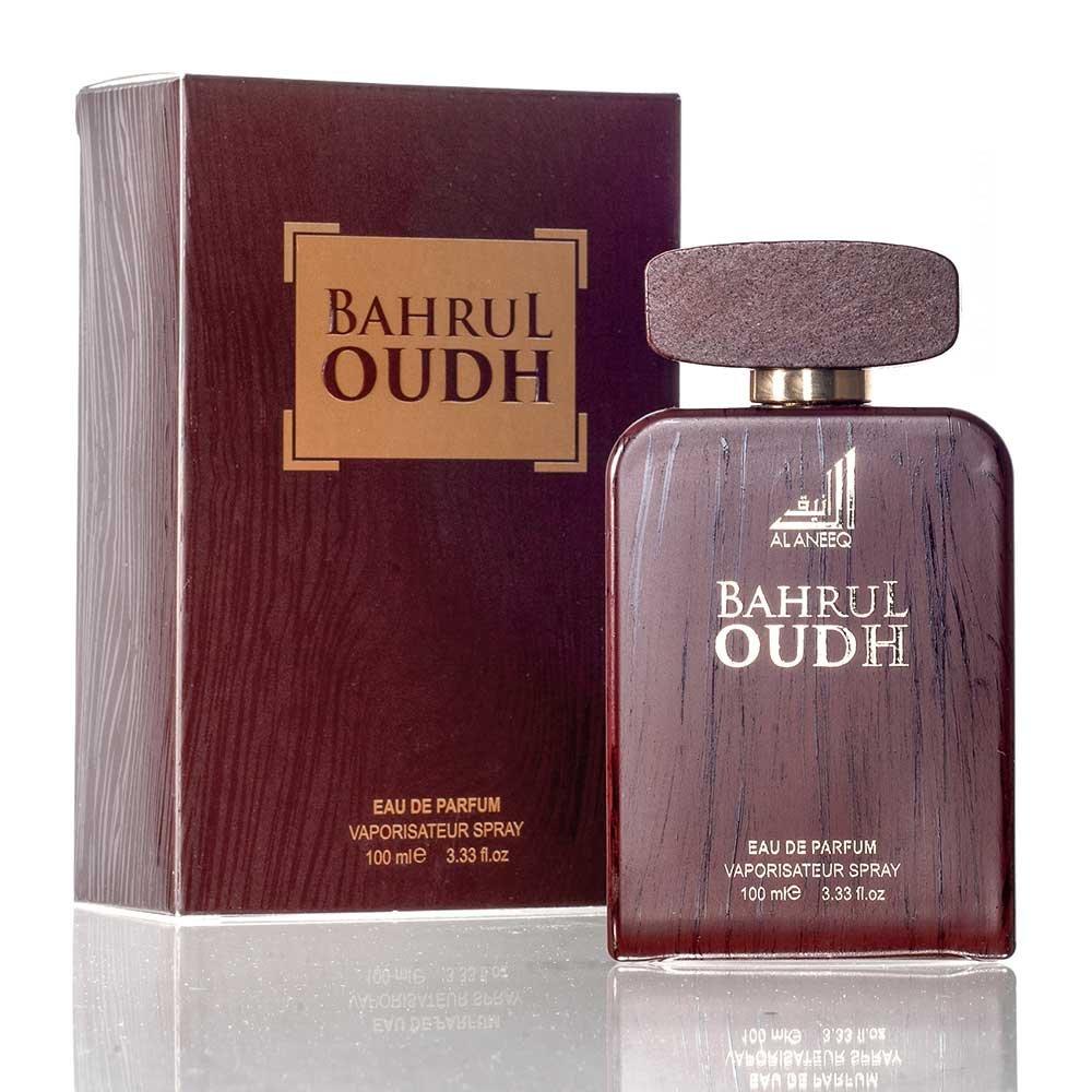 Bahrul Oudh - Eau de Parfum Spray for Men by Al Aneeq (100ml)