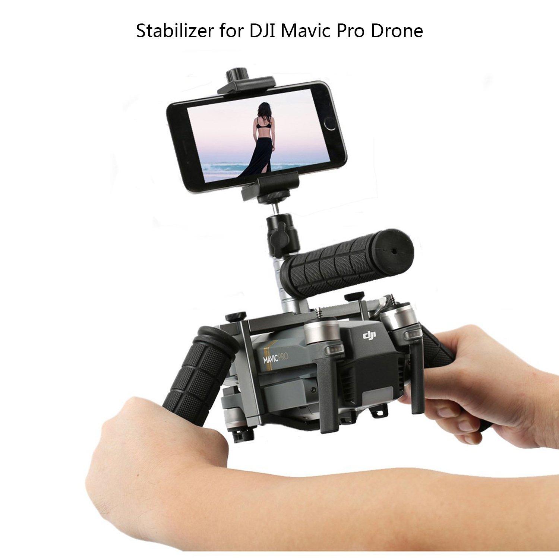 DJI Mavic Pro Cinema Tray, Dazzne Handheld Stabilizer Bracket Kit for DJI Mavic Drone Accessories