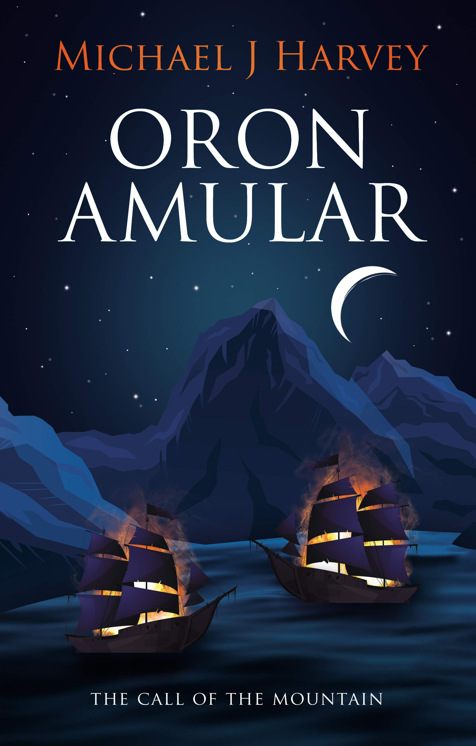 Amazon.com: Oron Amular: 1. The Call of the Mountain ...