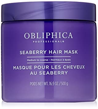Obliphica Professional Medium to Coarse Seaberry Mask, 16.9 g.