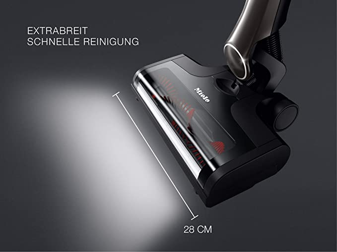 Miele 41MML031 Triflex HX1 Pro-Aspiradora de Mano sin Bolsa 3 en 1, Color Gris: Amazon.es: Hogar