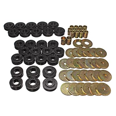 GM BODY MOUNT SET: Automotive