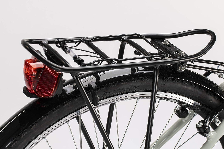Conor Bicicleta Malibu Ruedas 26 Pulgadas. Bicicleta para Ciudad Dos Ruedas Bike desplazarse c/ómodamente por la Ciudad Bici Urbana para Adultos para Dar Paseos