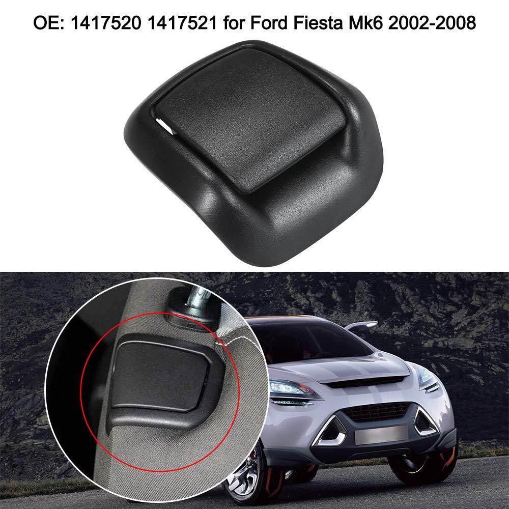 Yujum Replacement for Ford Fiesta Mk6 2002-2008 3 Door Front Left Side Hand Seat Tilt Handle Seat Adjuster Handle