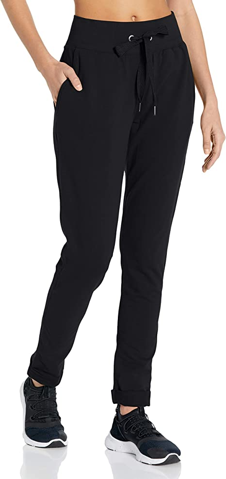 2(X)IST Women's Rolled Cuff Jogger