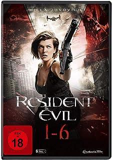 Pack Resident Evil (Trilogia + Degenerac [DVD]: Amazon.es: Varios ...