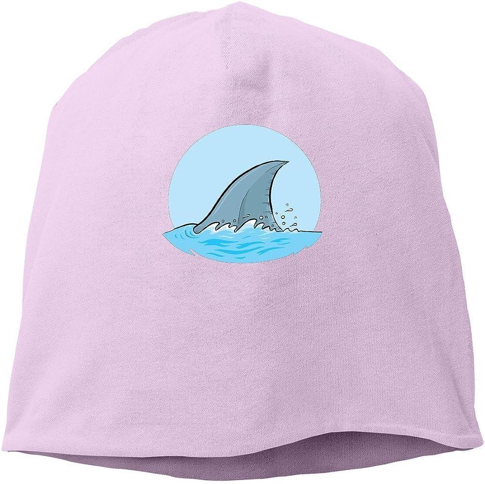 SHARK FIN Men/Women Hip-hop Hat Beanie Knitted Cap