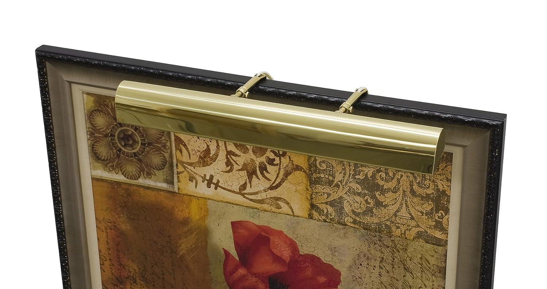 従来の2つアーム画像ライト T24-61 1 B000JZRVJY 光沢真鍮