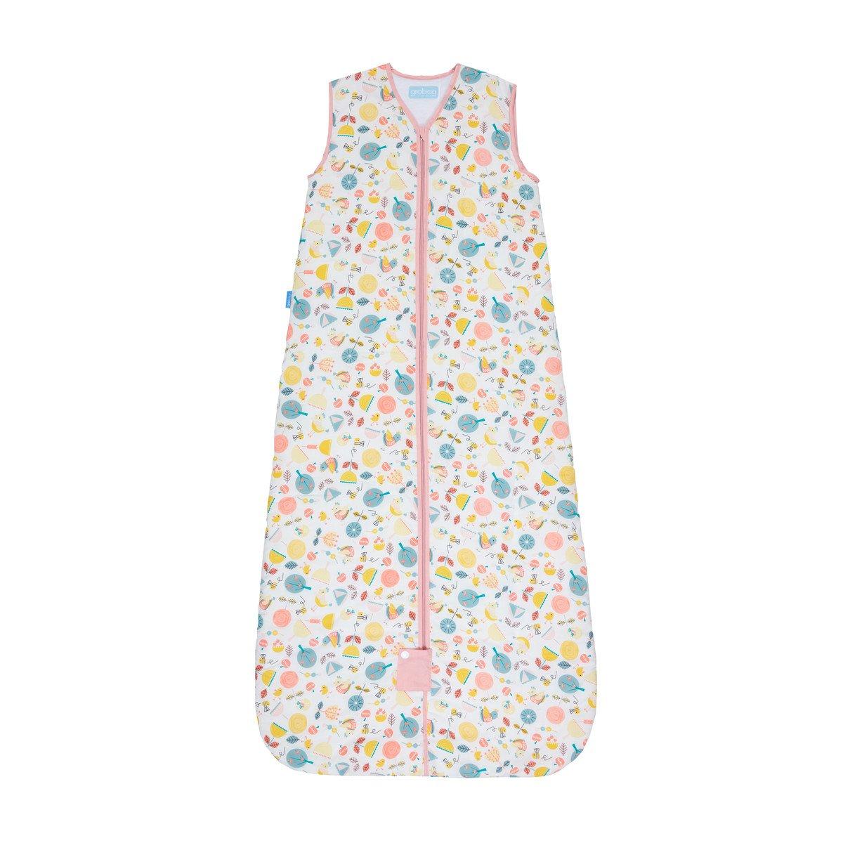 Gro Premium - Saco de dormir, 3-6 años, diseño jardín, tog 2.5: Amazon.es: Bebé