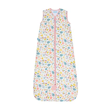 Gro Premium - Saco de dormir, 3-6 años, diseño jardín, tog