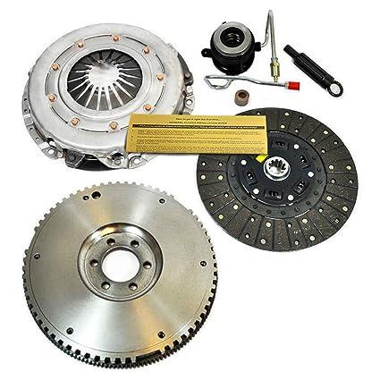 Amazon.com: EFT HD CLUTCH KIT+SLAVE+FLYWHEEL 89-90 JEEP COMANCHE CHEROKEE WRANGLER 4.0L 4.2L: Automotive