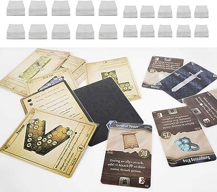 Amazon.com: Dephia - Fundas de cartón para tarjetas de ...