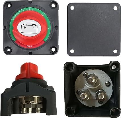 auto 12V sicurezza Interruttore automatico a 300A batteria