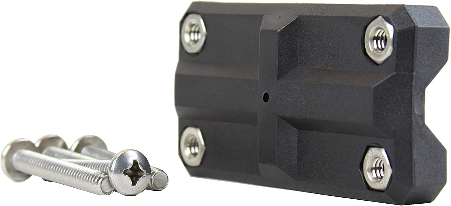 "Folbe Rail Adapter Kit for Mounting Side or Pedestal Mounts to 3//4/"" to 1/""  F059"