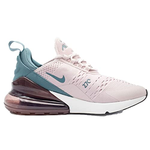 huge discount fcd72 81125 NIKE W Air Max 270, Scarpe da Fitness Donna, Particle Rose Celestial Teal
