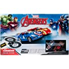 Marvel Avengers Carrera Slot Car Racing System Figure-8 Kart Track