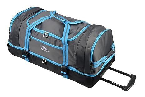 Trespass Galaxy Rolling Duffle de Viaje con Ruedas/bolsa de deporte azul azul 80 cm