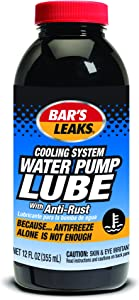 Bar's Leaks 1311-6PK Water Pump Lube with Anti-Rust - 12 oz, (Pack of 6)
