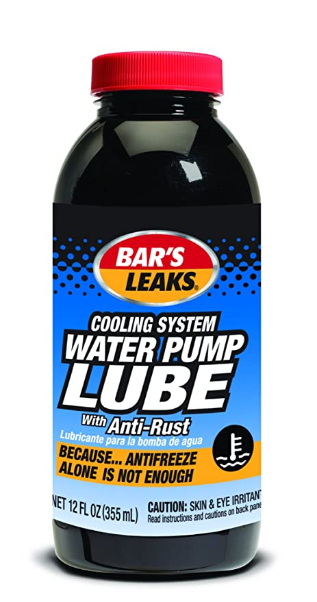 Bar's Leaks 1311 Water Pump Lube with Anti-Rust - 12 oz