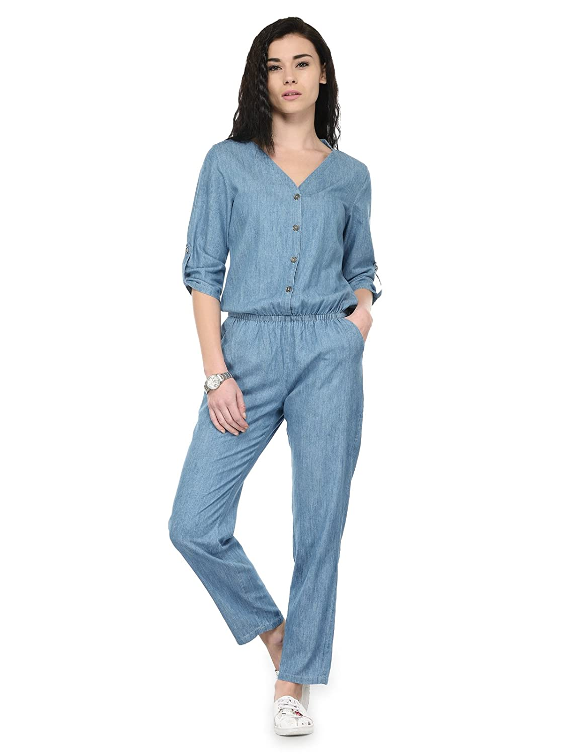 Jumpsuits For Women: Buy Jumpsuits For Girls online at best prices ...